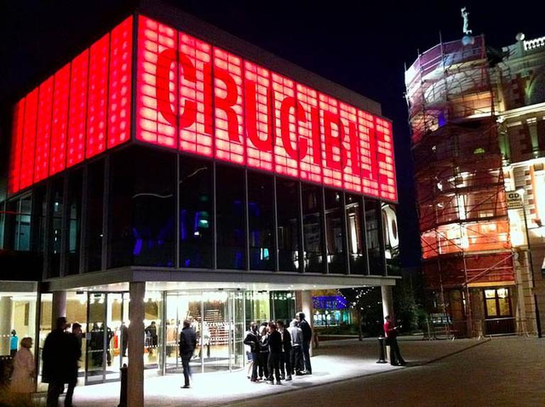 Crucible Theatre | © Rev Stan/Flickr