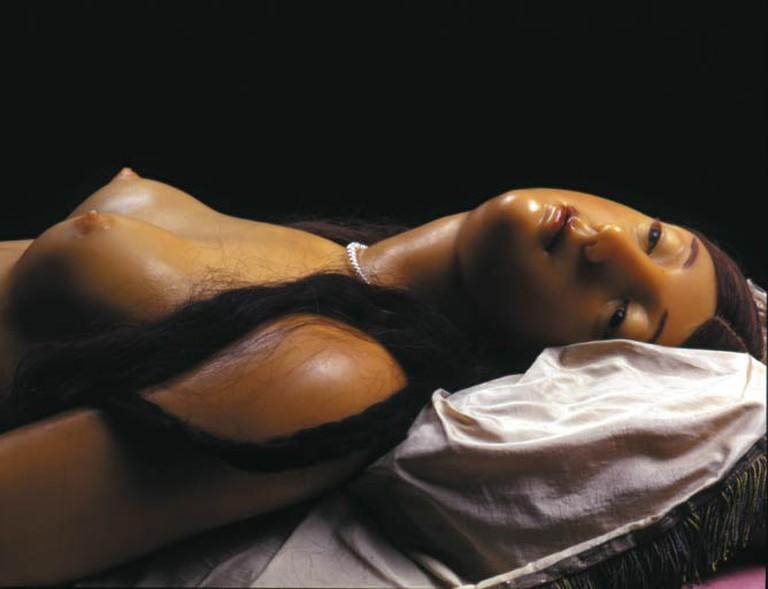 Venus' anatomical wax, La Specola | Courtesy of Museo di Storia Naturale