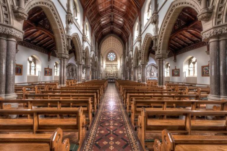St. Mary's Roman Catholic Church in Lanark, Scotland © Dave Wilson