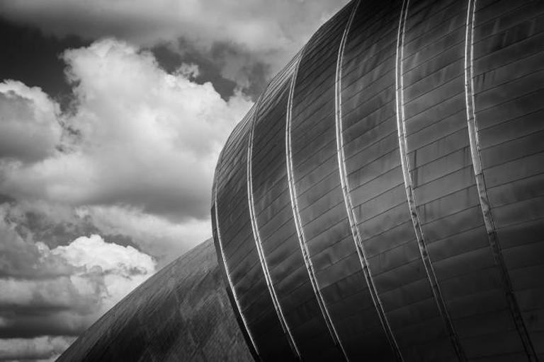 Glasgow Science Centre in Scotland © Dave Wilson