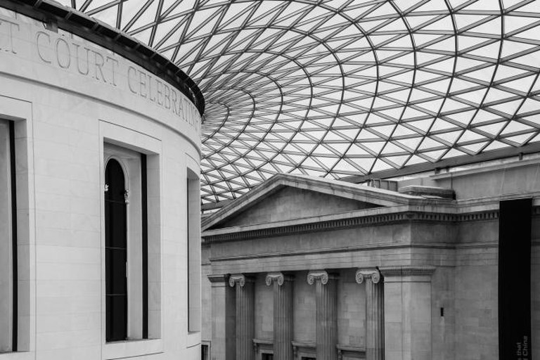 The Great Court in London's British Museum © Dave Wilson