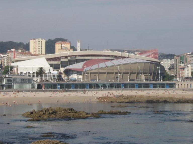 Deportiva Riazor   Wikimedia commons