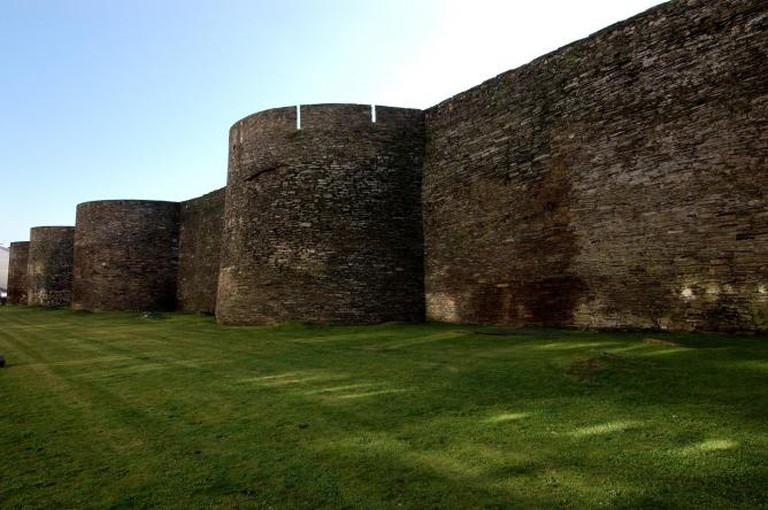 La Muralla de Lugo   Wikimedia commons