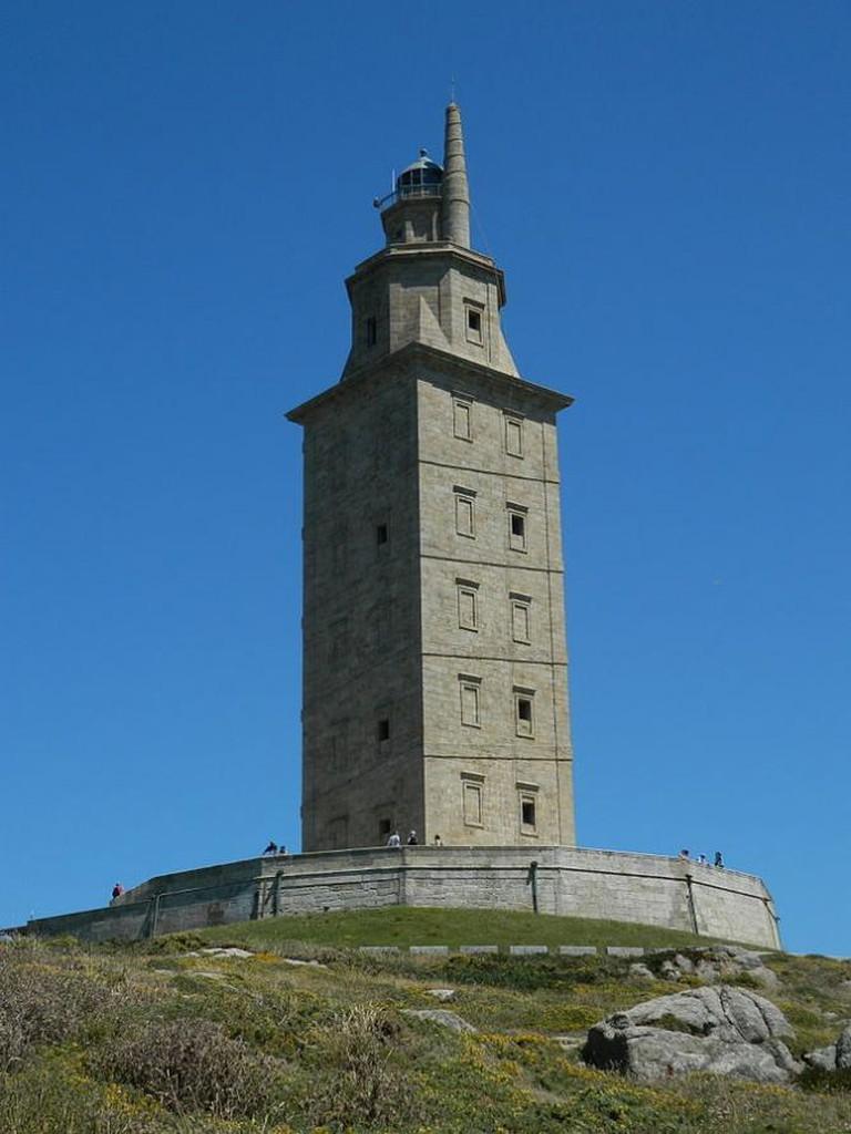 Torre de Hercules   Wikimedia commons