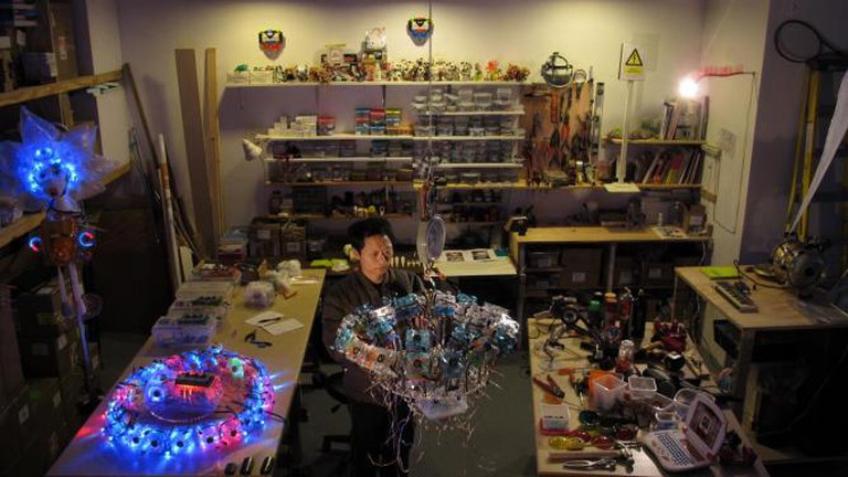 Courtesy of Shih Chieh Huang