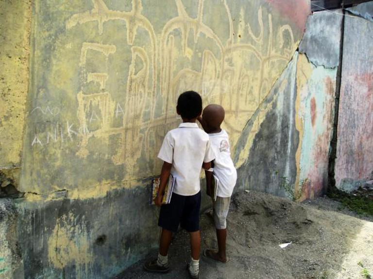 East Timor Art