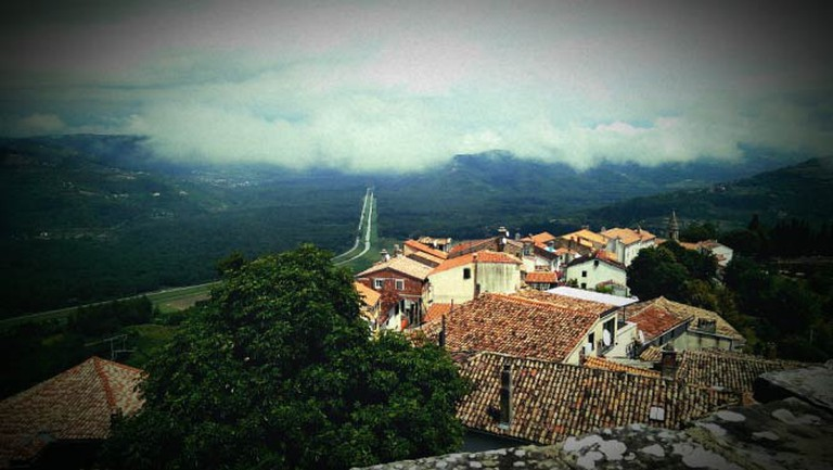 The valleys of central Istria | Courtesy of Joseph Richard Francis