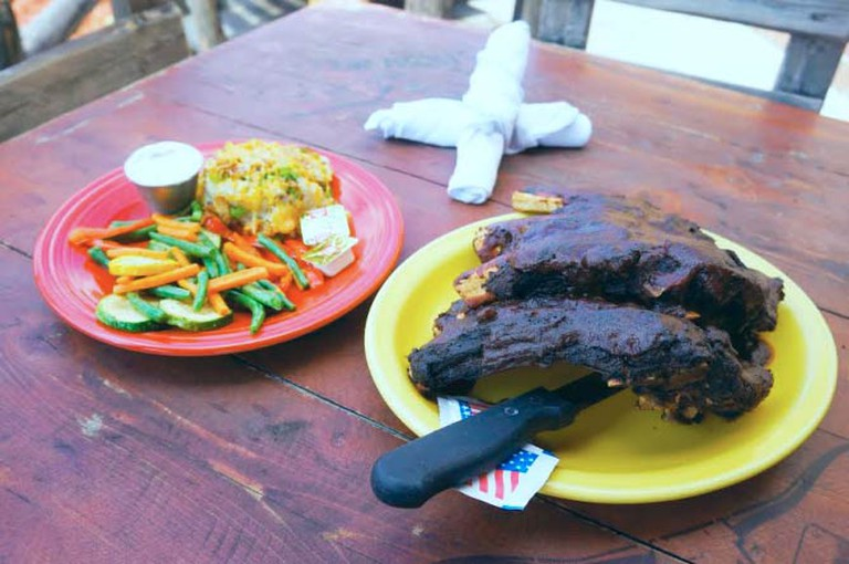 Signature Ribs at Cowboy Jacks | Courtesy  Anastasia Leahy/Cowboy Jacks