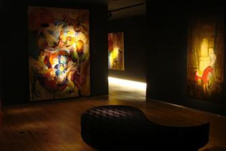 Galeria Artes Solar Sto António