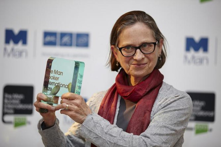 Lydia Davis Man Booker International Prize