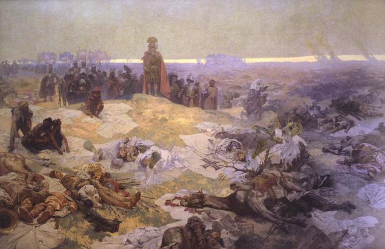 Slavic Epic - After the Battle of Grunwald: The Solidarity of the Northern Slavs