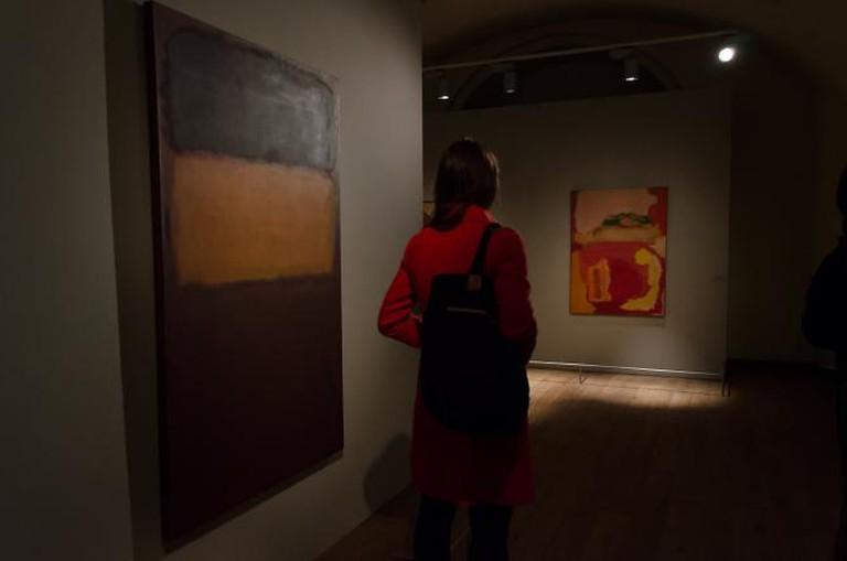 Courtesy of The Rothko Art Centre