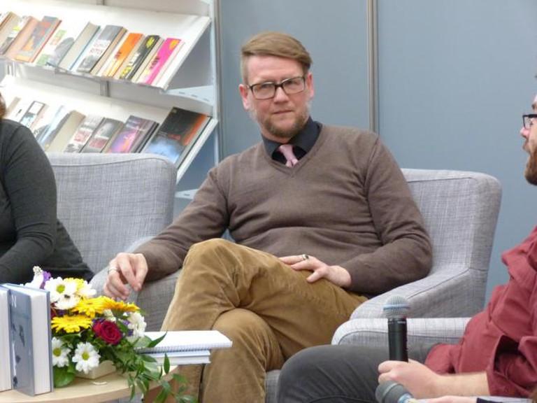 Sigurjón Birgir Sigurdsson (Sjón) 2012