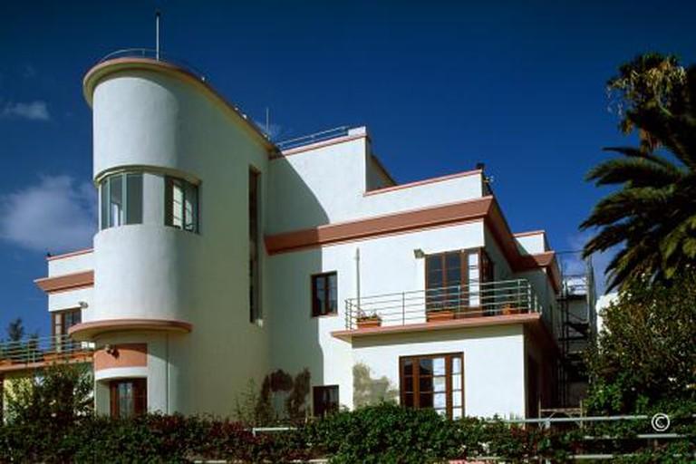 Villa Asmara © Edward Denison