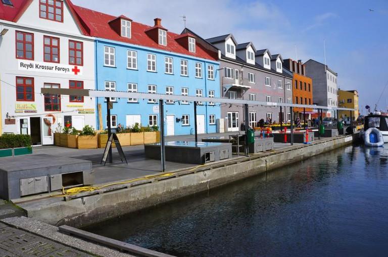 Andrew Kingsford-Smith, Tórshavn, 2013