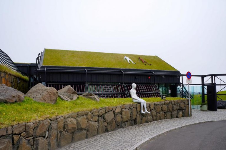 Andrew Kingsford-Smith, The Nordic House, Tórshavn, 2013