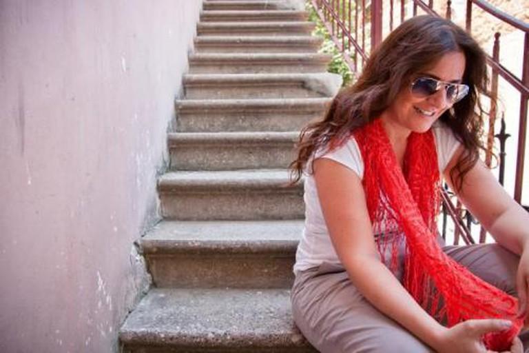 Sandra Arslanian | Courtesy of Karim Sakr