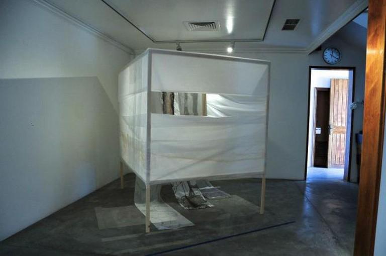 Insomnia, Jehan Saleh, installation