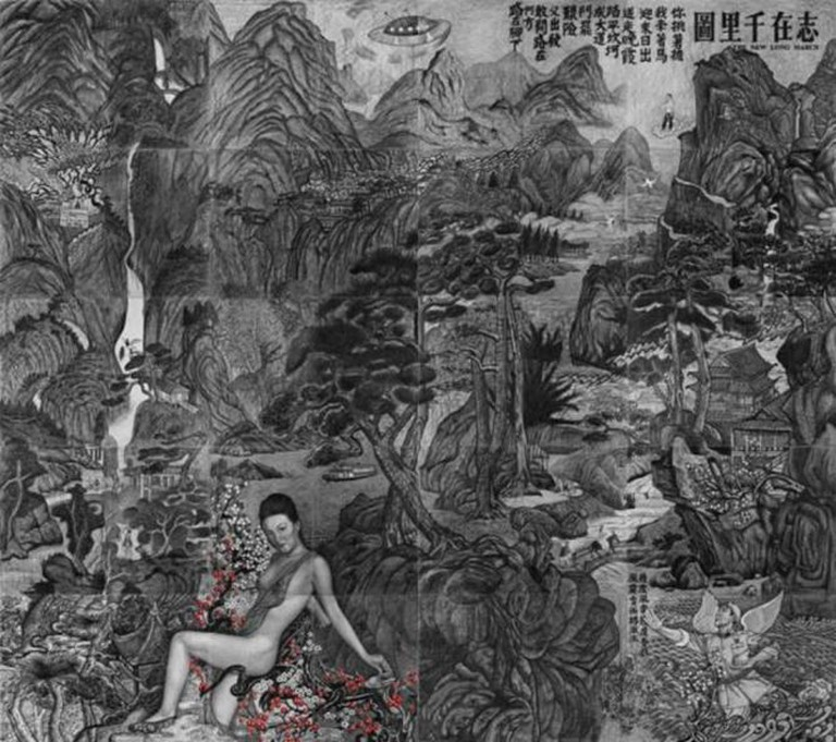 Qiu Jie, The New Long March