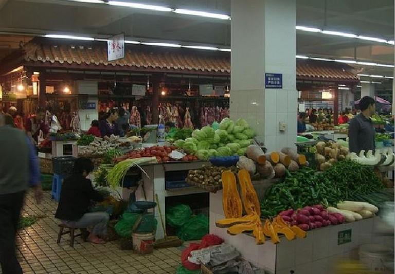 Chengdu Market