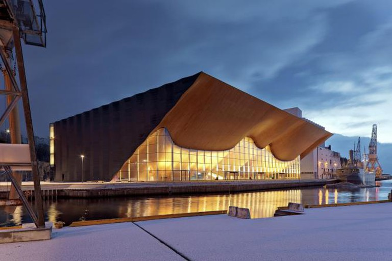 ALA Architects, Kilden Performing Arts Centre