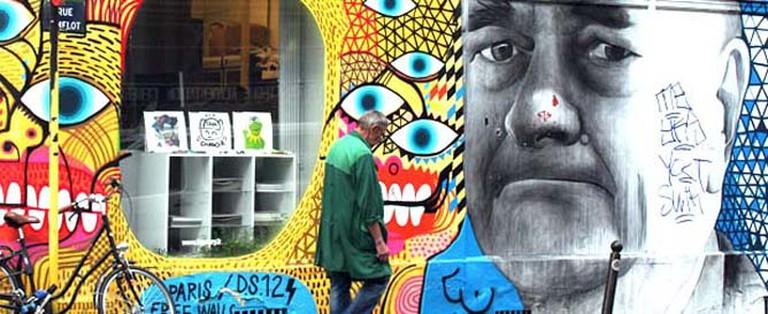 Underground Paris - Street Art Tour