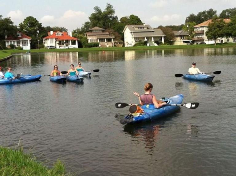 Kayak-iti-Yat | Big Easy Bayou Tour