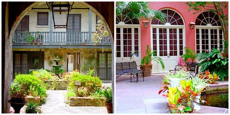 Le Monde Creole | Secret Courtyards of the French Quarter and Cemetery Tour