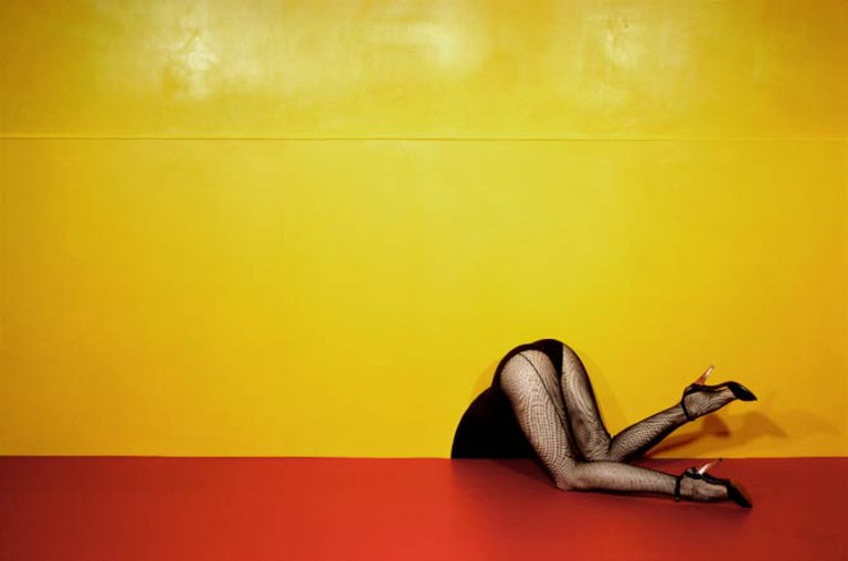 The Guy Bourdin Estate 2014/ Courtesy of Louise Alexander Gallery