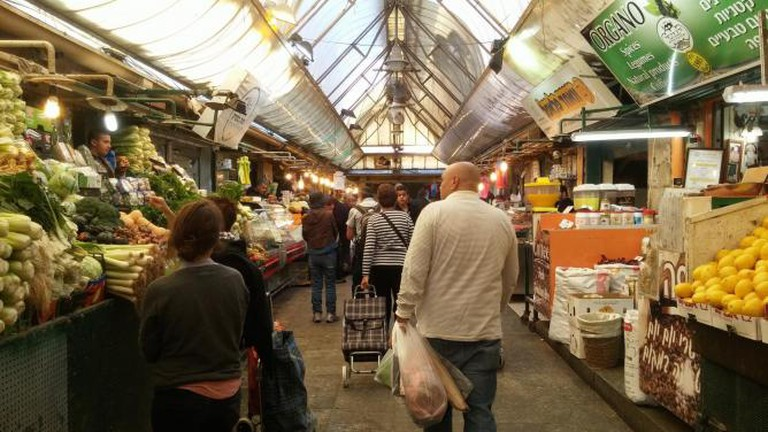 Machane Yehuda Market israel the culture trip