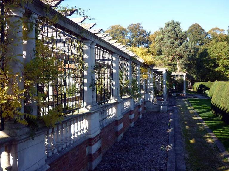 The Hampstead Pergola