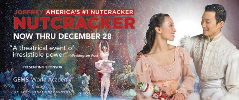 Ballet | Joffrey Ballet: The Nutcracker