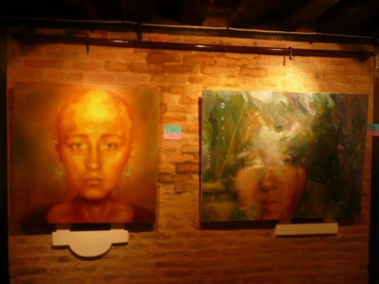 Newa Chen Gallery, Kathmandu, Nepal