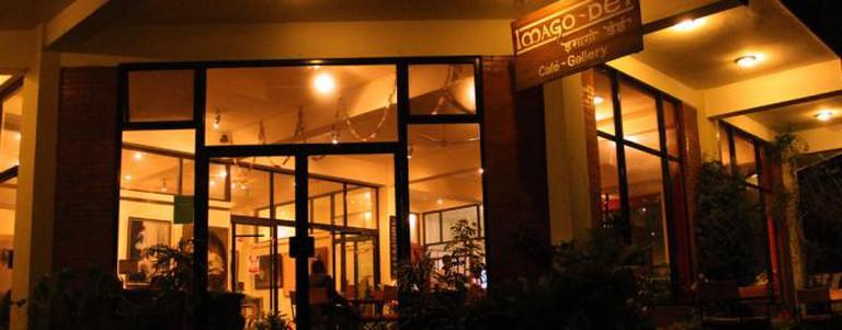 Imago Dei Café and Gallery, Kathmandu, Nepal