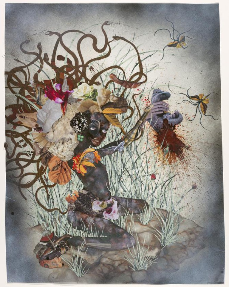 Wangechi Mutu exhibition Brooklyn Museum