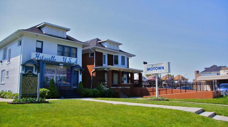 Motown Museum and Hitsville, USA