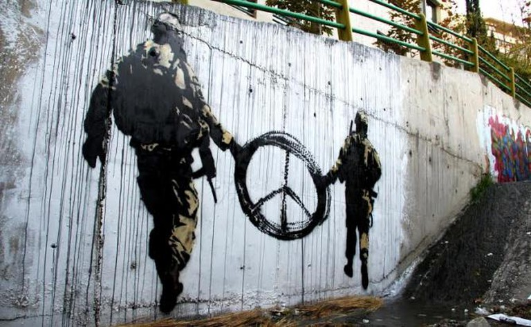 Street Art in Iran:Social Commentary on the Streets of Tehran