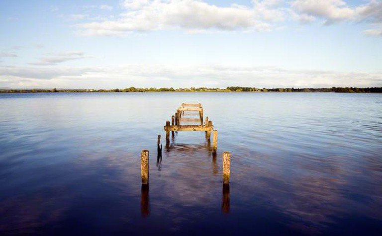 Lough Neagh is the largest lake in Ireland and Britain