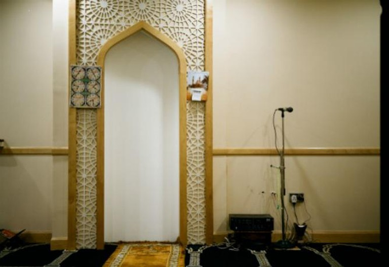 Prayer Rooms, Abu Khadra Emarat Petrol Station