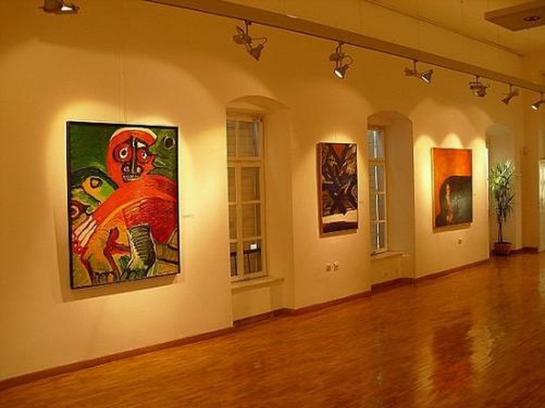 Modern Art Gallery, Budva, Montenegro
