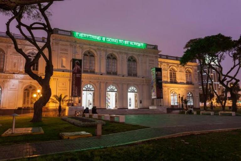 The Lima Art Museum MALI