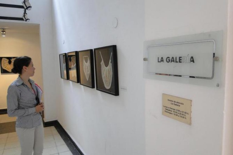 Centro Cultural Manzana de la Rivera