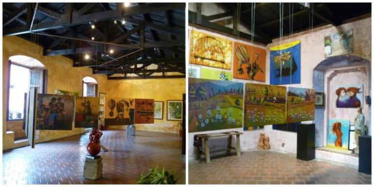 La Antigua Art Gallery