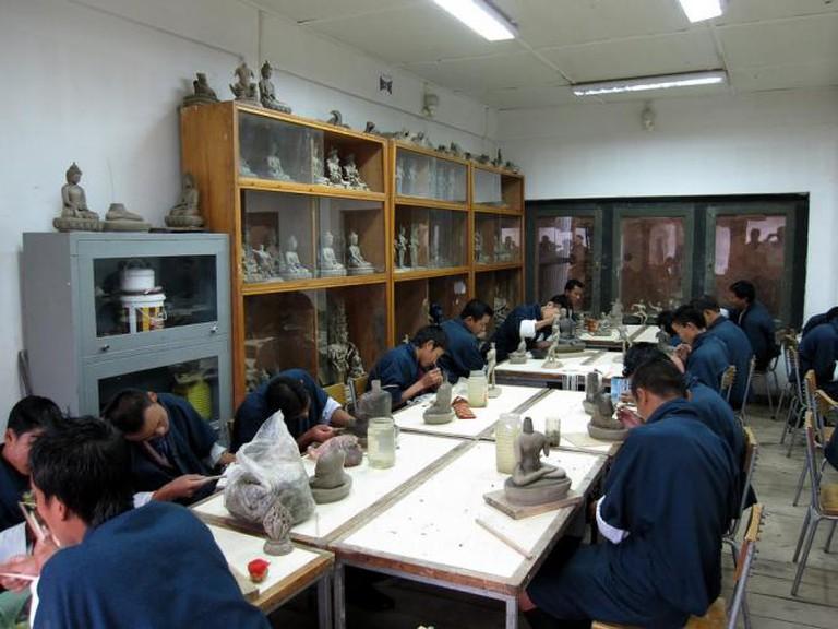 National Institute for Zorig Chusum