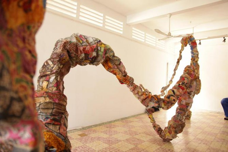 Contemporary Artists in Cambodia Phnom Penh's 10 Best Art Galleries