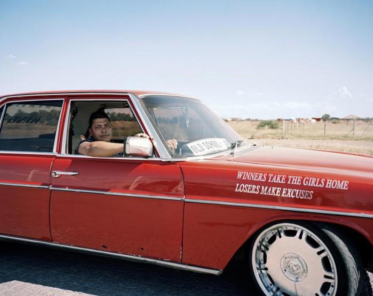 'King G', Transvaal Road, Kimberley, Northern Cape, 2012 | © Ilan Godfrey