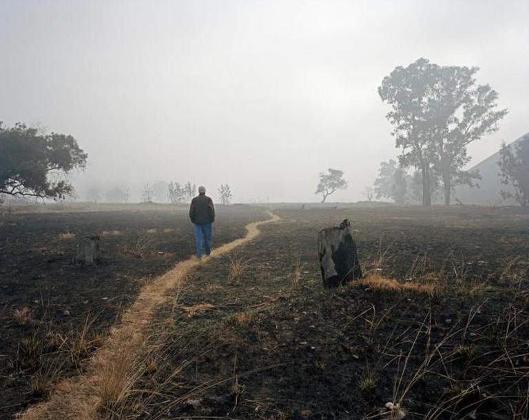 Decommissioned Delagoa Colliery, Emalahleni (Witbank), Mpumalanga, 2011 | © Ilan Godfrey
