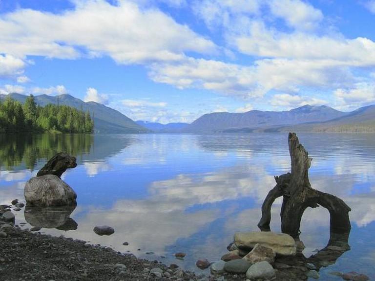 Montana, Pitchfork Branch Lake