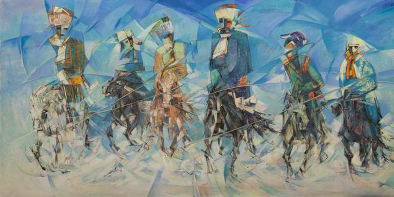 Mongolian National Modern Art Gallery