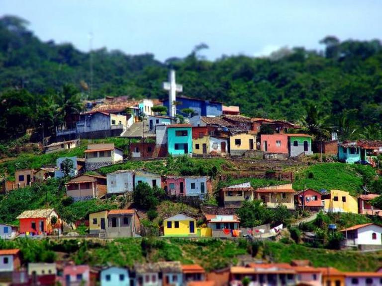 Favela, Brazil